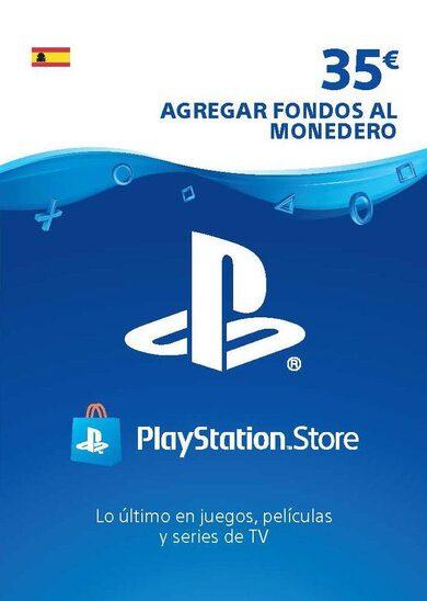 Tarjeta Playstation Network 35 EUR (ES) código PSN España