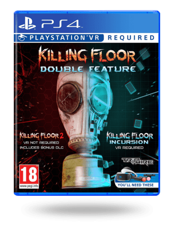 Killing Floor: Double Feature PlayStation 4