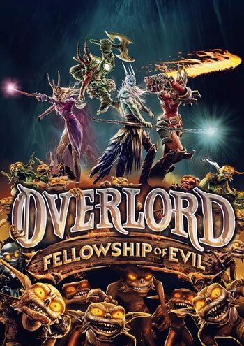 Overlord: Fellowship of Evil Steam Key GLOBAL
