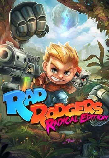 Rad Rodgers - Radical Edition Steam Key GLOBAL