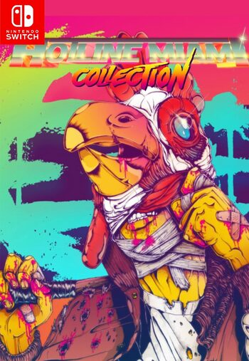 Hotline Miami Collection (Nintendo Switch) eShop Key UNITED STATES