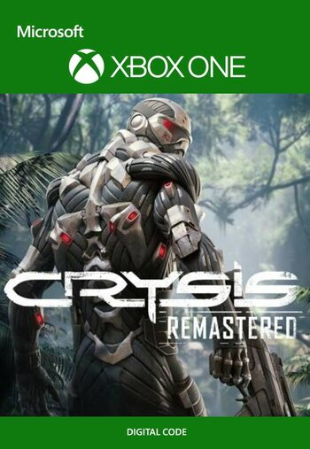 Crysis Remastered XBOX LIVE Key UNITED STATES