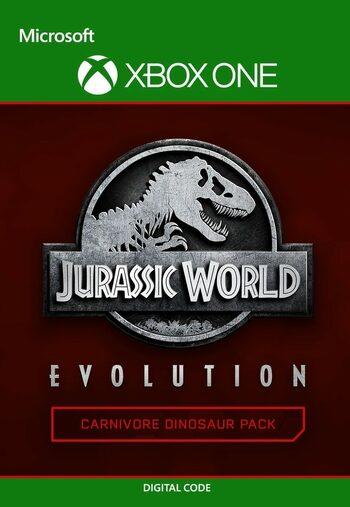 Jurassic World Evolution - Carnivore Dinosaur Pack (DLC) XBOX LIVE Key EUROPE