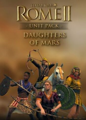 Total War: ROME II - Daughters of Mars (DLC) Steam Key GLOBAL