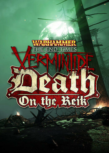 Warhammer: End Times - Death on the Reik (DLC) Steam Key GLOBAL