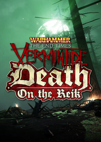 Warhammer: End Times - Death on the Reik (DLC) Steam Key GLOBAL фото