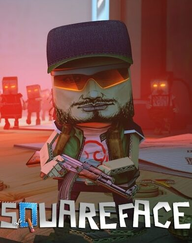 Squareface Steam Key GLOBAL