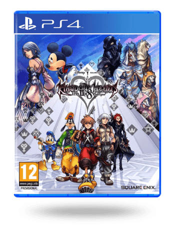 Kingdom Hearts HD 2.8 Final Chapter Prologue PlayStation 4