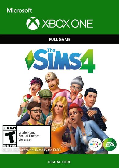 The Sims 4 (Xbox One) Xbox Live Key UNITED STATES