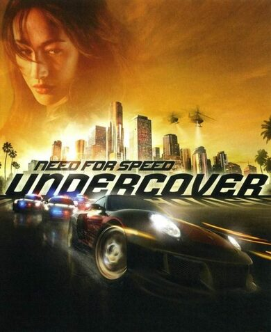 Need For Speed: Undercover Origin Key GLOBAL
