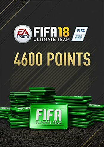 Fifa 18 - 4600 FUT Points Origin Key GLOBAL