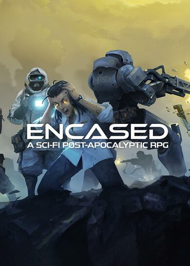 Encased: A Sci-Fi Post-Apocalyptic RPG Steam Key GLOBAL