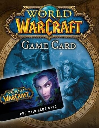 World of Warcraft 180 days Pre-Paid Time Card Battle.net Key UNITED STATES
