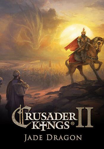 Crusader Kings II - Jade Dragon (DLC) Steam Key GLOBAL