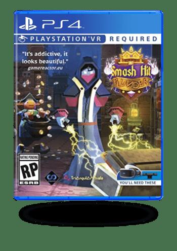 Smash Hit Plunder PlayStation 4