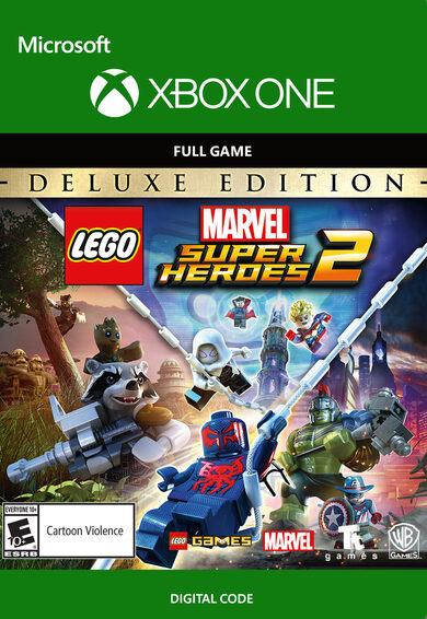 LEGO: Marvel Super Heroes 2 (Deluxe Edition) (Xbox One) Xbox Live Key UNITED STATES