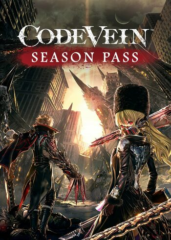 Code Vein - Season Pass (DLC) Steam Key GLOBAL