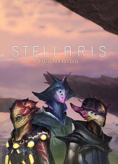 Stellaris: Plantoids Species Pack (DLC) Steam Key GLOBAL
