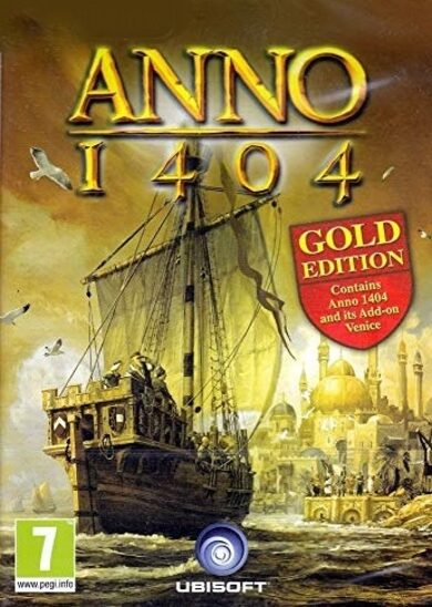 Anno 1404 - Gold Edition Uplay Key GLOBAL