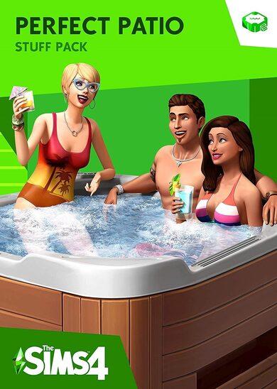 The Sims 4: Perfect Patio Stuff (DLC) Origin Key GLOBAL