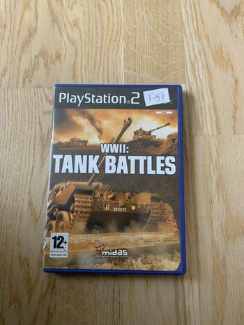 WWII: Tank Battles PlayStation 2