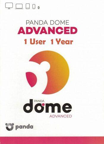 Panda Dome Advanced Unlimited Devices 1 Year Panda Key GLOBAL