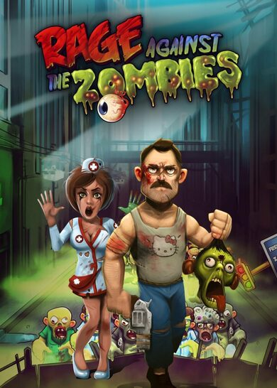 Rage Against The Zombies Steam Key GLOBAL