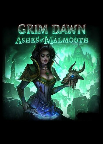 Grim Dawn - Ashes of Malmouth (DLC) Gog.com Key GLOBAL