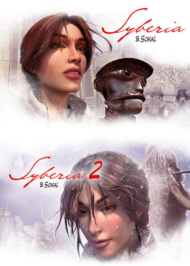 Syberia 1 & 2 Steam Key GLOBAL