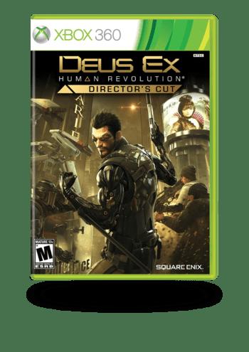 Deus Ex: Human Revolution - Director's Cut Xbox 360