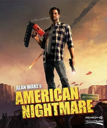 Alan Wake: American Nightmare Steam Key EUROPE