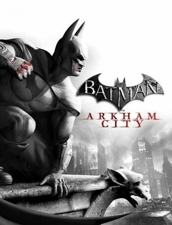 Batman: Arkham City (GOTY) Steam Key GLOBAL