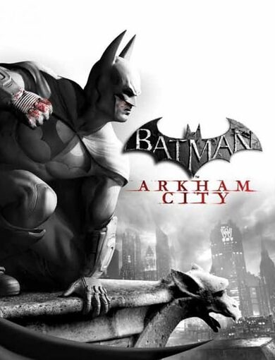 Batman: Arkham City (GOTY) Steam Clave GLOBAL