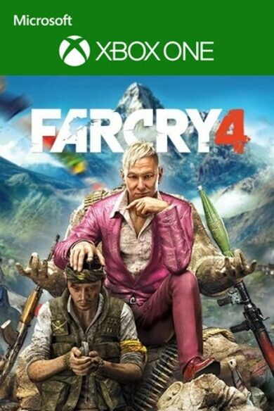 Far Cry 4 (Xbox One) Xbox Live Key GLOBAL