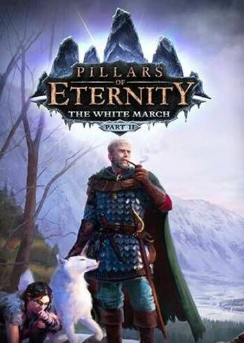 Pillars of Eternity: The White March Part II (DLC) Steam Key GLOBAL
