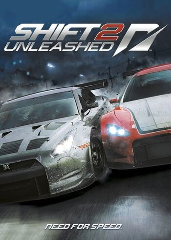 Need for Speed Shift 2 Unleashed Origin Key GLOBAL