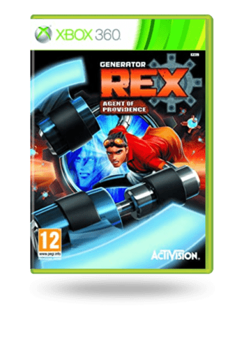 Generator Rex Xbox 360