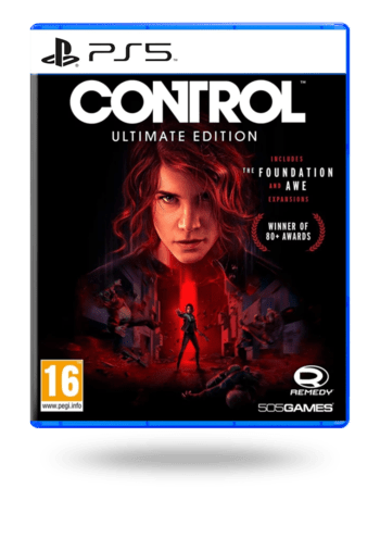 Control Ultimate Edition PlayStation 5