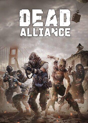Dead Alliance Steam Key GLOBAL