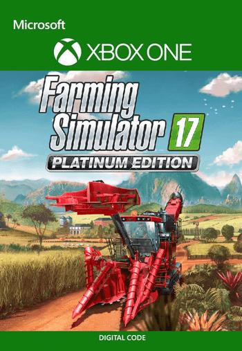 Farming Simulator 17 (Platinum Edition) XBOX LIVE Key UNITED STATES