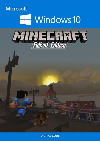 Minecraft Fallout Mash-up (DLC) - Windows 10 Store Key EUROPE