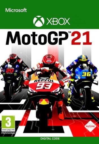 MotoGP 21 (Xbox Series X|S) XBOX LIVE Key UNITED STATES