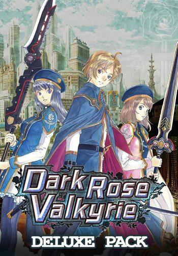 Dark Rose Valkyrie - Deluxe Pack (DLC) Steam Key GLOBAL