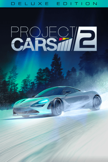 Project Cars 2 (Deluxe Edition) Steam Clave GLOBAL