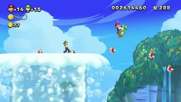 Redeem New Super Mario Bros. U Wii U