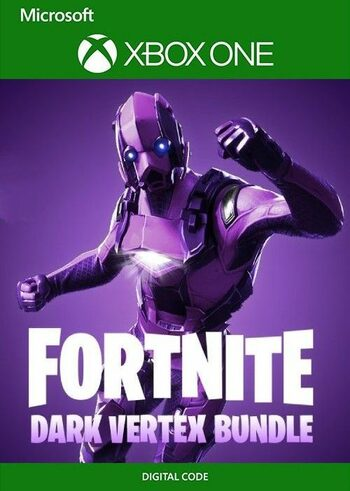 Fortnite Bundle: Dark Vertex + 500 V-Buck (Xbox One) Xbox Live Key UNITED STATES