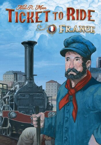 Ticket To Ride - France (DLC) Steam Key GLOBAL