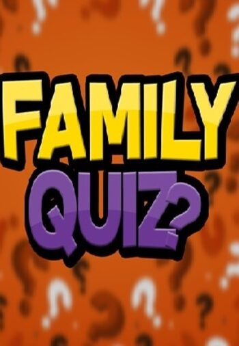Family Quiz Steam Key GLOBAL