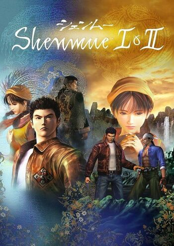 Shenmue I & II Steam Key EUROPE