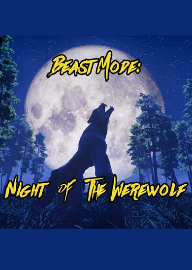 Beast Mode: Night of the Werewolf Steam Key GLOBAL